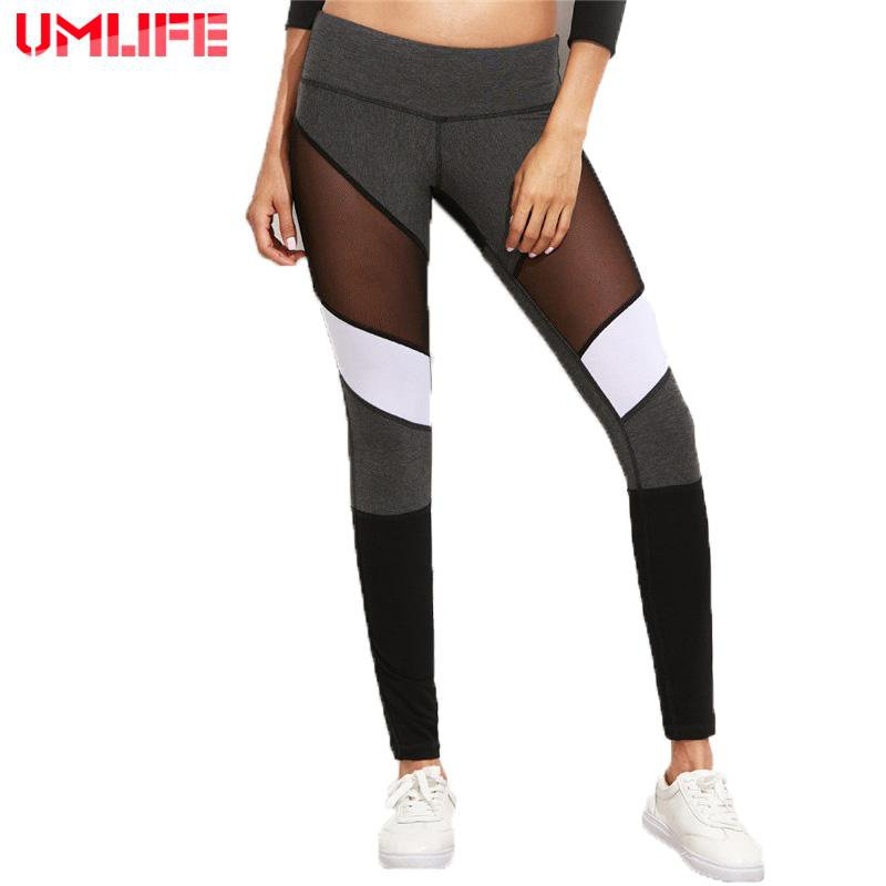 Sexy Women Sport Leggings Yoga Leggings Women Pants Fitness Top Trousers Patchwork Yoga Pants Sports Running Pants-SheSimplyShops