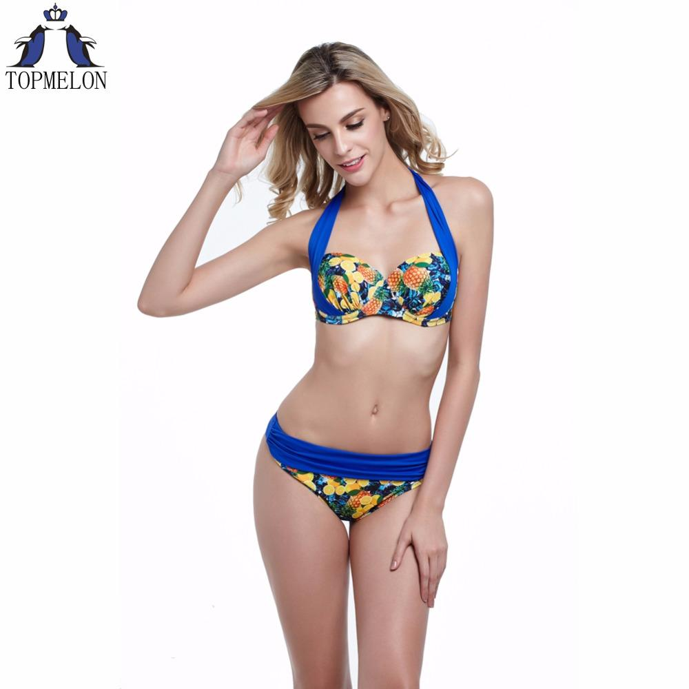 Bikini Swimwear Push up swimsuit Women bikinis Bikini Set Swimsuit Lady Bathing suit female swimwear swimming suit for women-Tops-SheSimplyShops