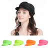 GOPLUS 2019 Fashion Fluorescent Color Beret Hats For Women Casual Streetwear Flat Cap Girls Elegant Summer Hip Hop Cap Female