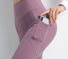 Yoga Pants With Pockets Gym Leggings Sport Women Fitness High Waist Yoga Leggings Workout Scrunch Leggings Athletic Sport Pants