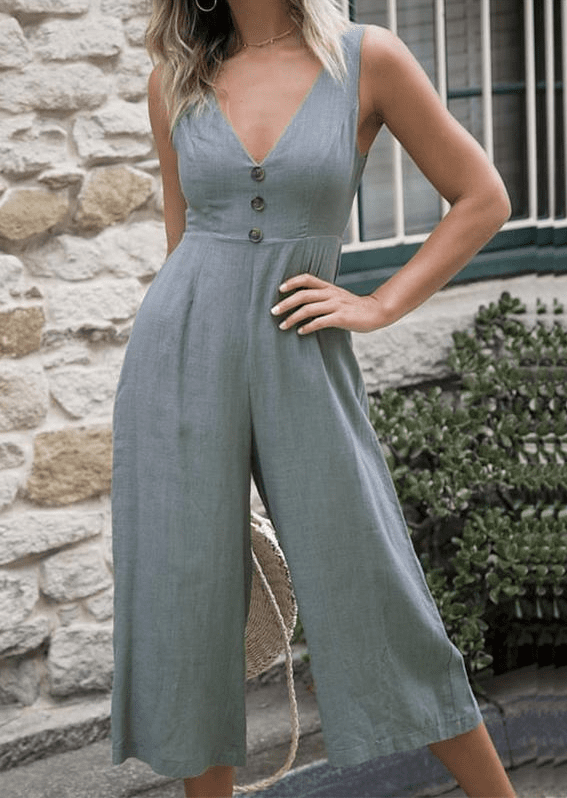 Long Summer Jumpsuit Rompers Women Jumpsuit Sexy Jumpsuits For Women Body Bodysuits-SheSimplyShops