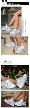 Slimming women running shoes women sneakers Women Platform Fitness Shoes Lady Beauty Swing Fitness shoes A681-SHOES-SheSimplyShops