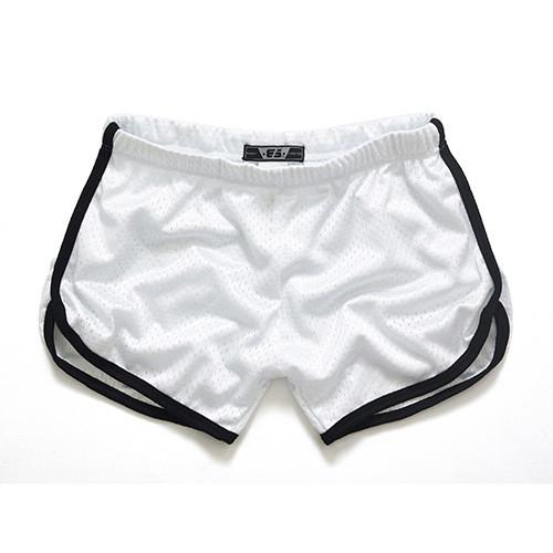 Fashion Classic Solid Mesh Men's Shorts-JEWELRY-SheSimplyShops