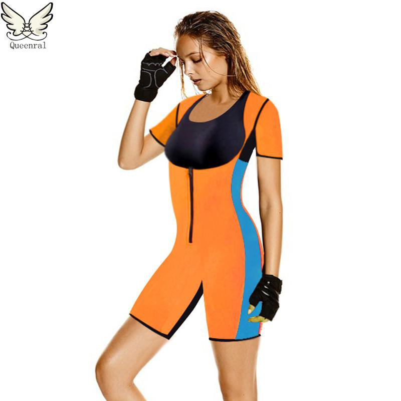 Neoprene shaper Women shaper Underwear modeling strap sweating Slimming Underwear body shaper Sportes Suit Women Shapewear-ACTIVEWEAR-SheSimplyShops