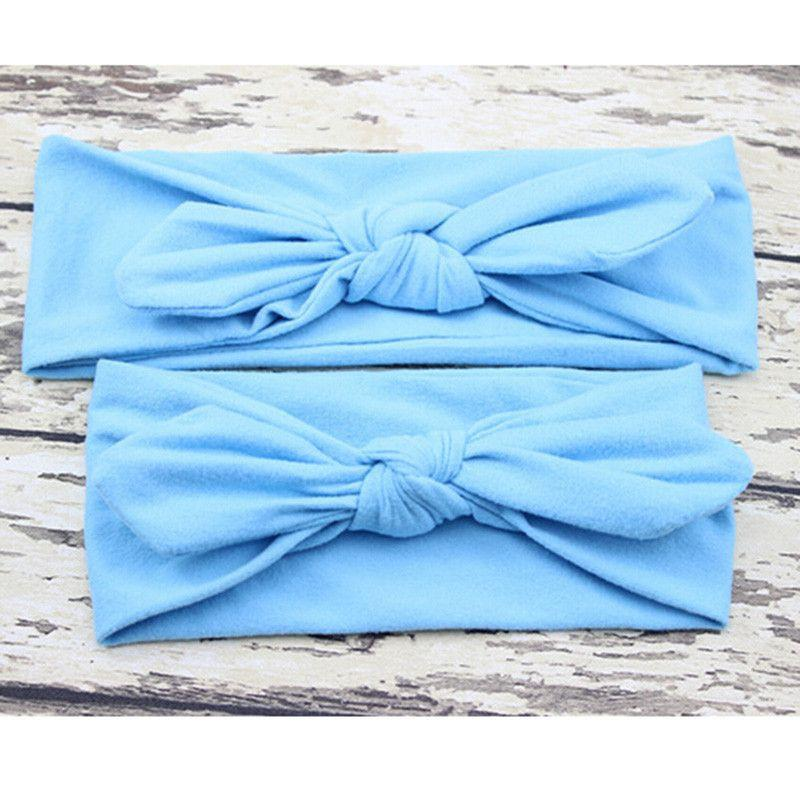 Headband Bows Bunny Ears Baby Hair Accessories-Tops-SheSimplyShops