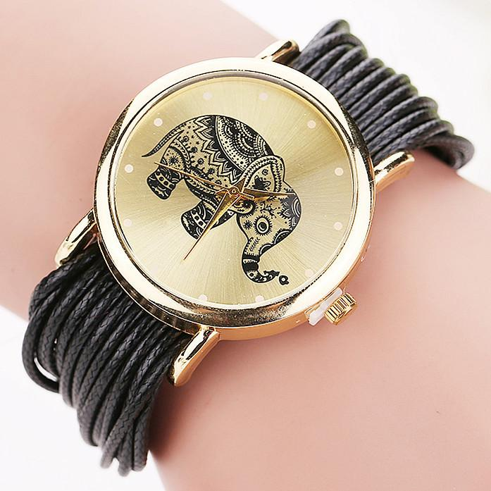 Elegant Elephant Watches-WATCHES-SheSimplyShops