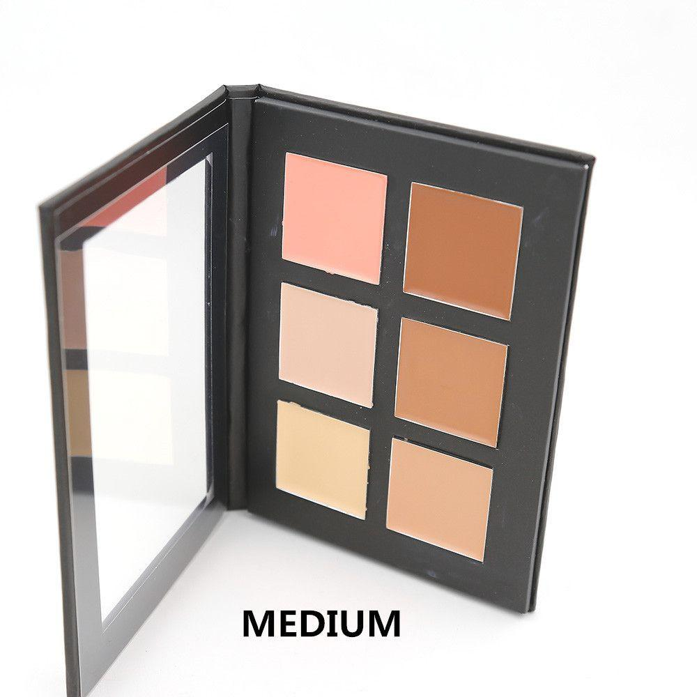 Beautiful Cream Contour Palette Kit-Make Up-SheSimplyShops