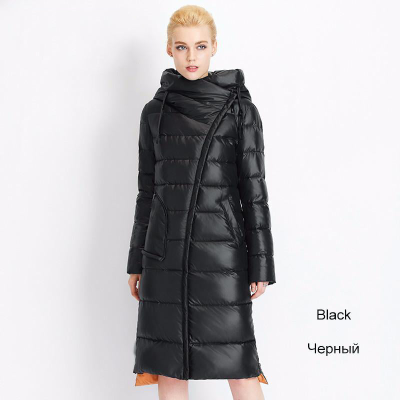 Women's Long Coats Collection