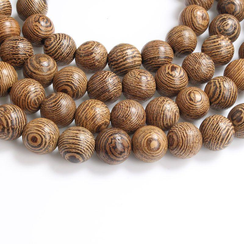 Antique Jewelry Wenge Mala Buddha Bracelet Yoga Wooden Beads Charm Beads Bracelets For Men Women Jewelry Pulseras Hombre Gift-BRACELETS-SheSimplyShops