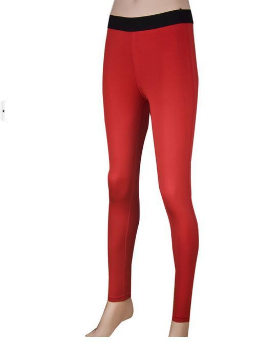 YEL Gym Yoga Pants Girls Leggings Tights Calzas Mujer Leggins Sports Trousers Roupa De Academia Women Running Dress Pants-Dress-SheSimplyShops