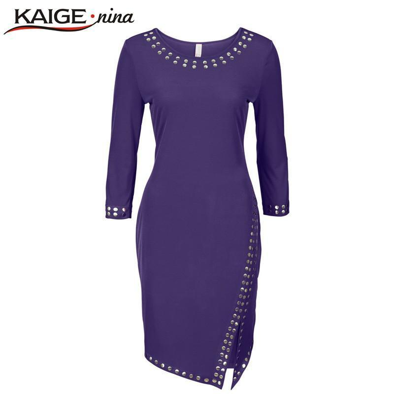 Women Autumn Winter Dress-Dress-SheSimplyShops
