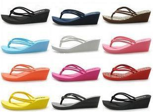Rubber Slip-on Casual Plain Fashion Sandals-SLIPS-SheSimplyShops