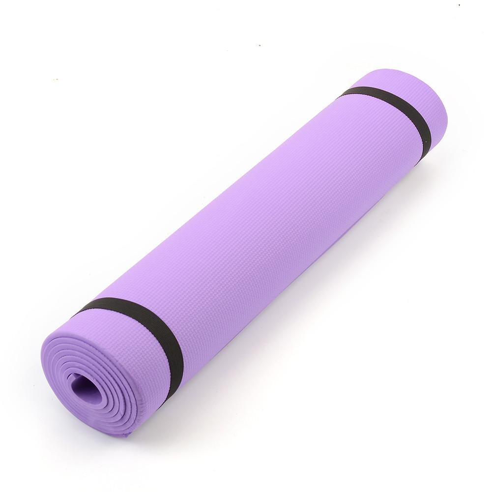 6mm Thick EVA Yoga Mat Exercise Pad Non-slip Folding Lose Weight Gym Fitness Mat Gymnastics Mat-SLIPS-SheSimplyShops