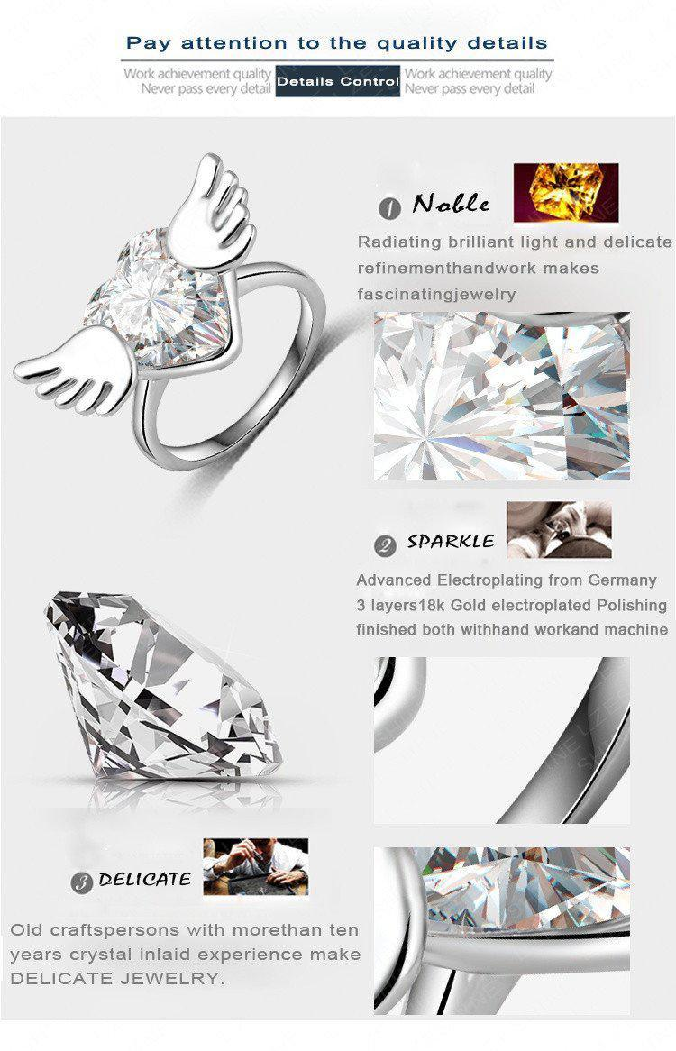 LZESHINE Fashion Graceful Dazzling Engagement Rings/Saphire Rings With Czech Crystal Women Jewelry Ring Ri-HQ0186-JEWELRY-SheSimplyShops