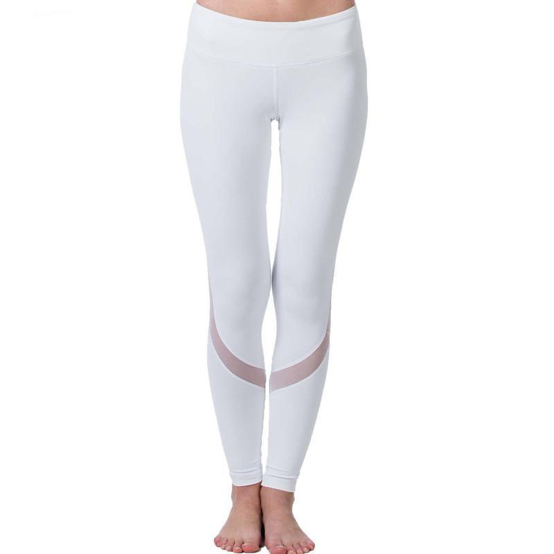 Yoga Sports Leggings For Women Sports Tight Mesh Yoga Leggings Comprehension Yoga Pants Women Running Tights Women-ACTIVEWEAR-SheSimplyShops