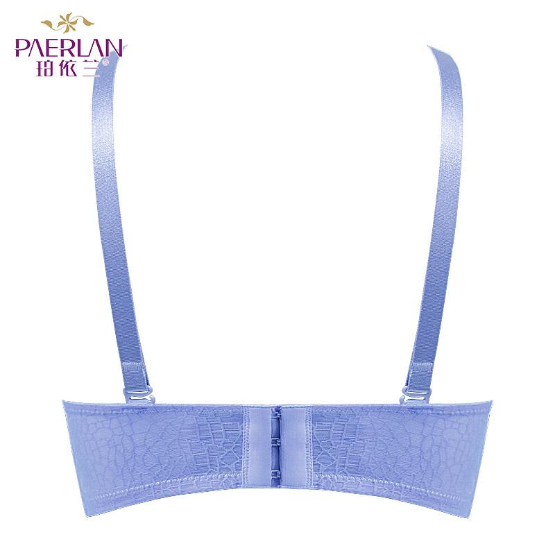 Seamless Wire Free standing cotton bra Small breasts sexy Push Up Adjusted - permeability lingerie straps underwear-UNDERWEAR-SheSimplyShops