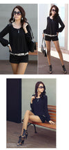 New Arrival Spring Women Clothing Chiffon Puff Sleeve Big Size Women Blouse Loose Base Shirt WB020-Blouse-SheSimplyShops