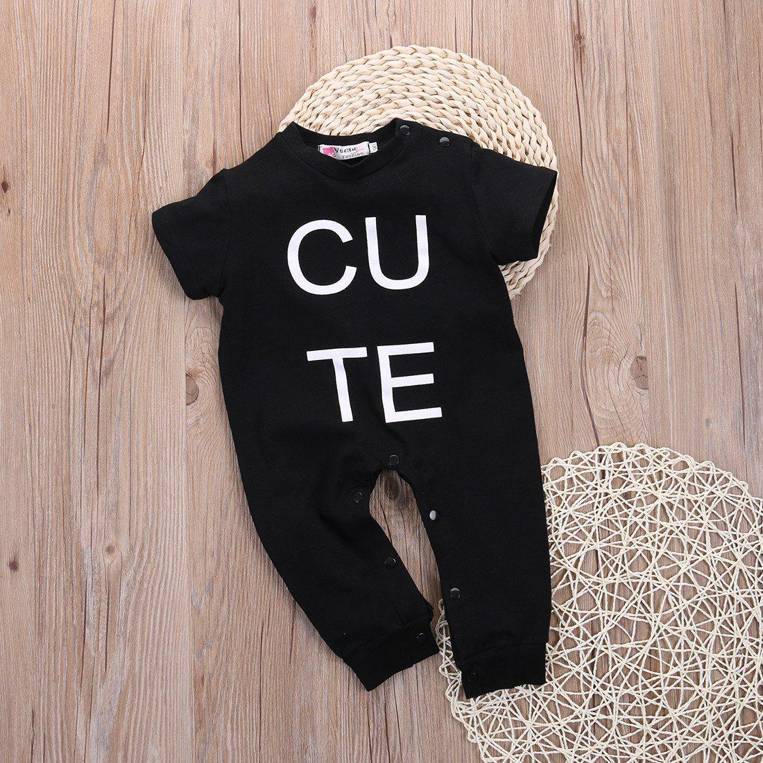 New Newborn Infant Baby Boys Girls One-Piece Warm Romper Jumpsuit Outfits Clothes Children's Clothing Sports Suit Tracksuit-ACTIVEWEAR-SheSimplyShops