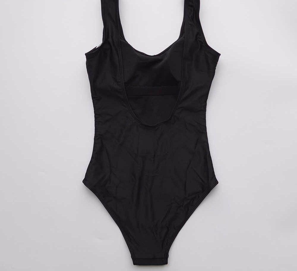 High cut one piece swimwear backless bodysuit-SWIMWEAR-SheSimplyShops