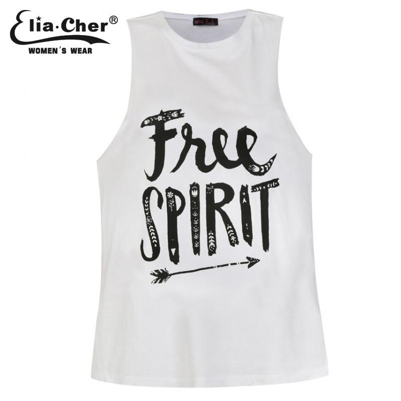 T shirt Women Tops Plus Size Women Clothing Chic Elegant White Letter Print T-shirt Lady Top-SHIRTS-SheSimplyShops