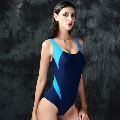 Professional Swimsuit Women One Piece Swimsuits Sport Suit Beach Backless Swimwear High Elastic One Piece Bathing Suit Plavky-ACTIVEWEAR-SheSimplyShops