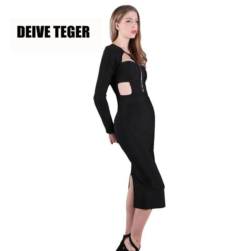 Beautiful dignity sexy hollow out New high quality of waist line Hollow Out Drew Sexy Women top-Dress-SheSimplyShops