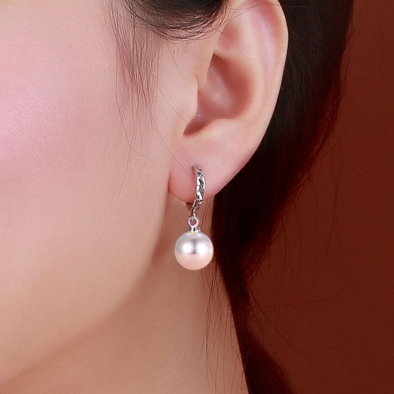 Newest Earrings Freshwater Pearl-EARRINGS-SheSimplyShops