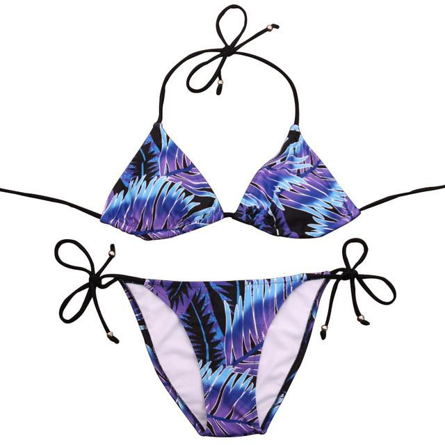Sexy Bikinis Women Swimsuit Beach Wear Bathing Suit Push Up Swimwear Female Printed Bikini Set Swim Wear-SWIMWEAR-SheSimplyShops