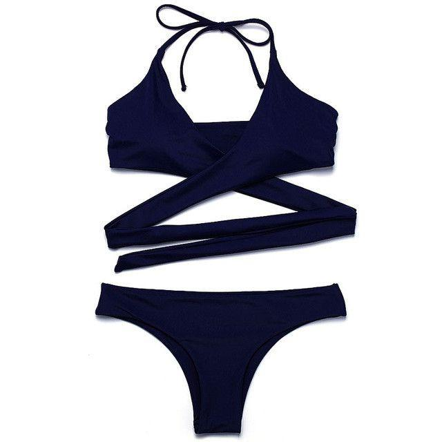 bikini sexy swimwear women swimsuit Beach wear Bathing Suit Bikini Set Biquini-SWIMWEAR-SheSimplyShops