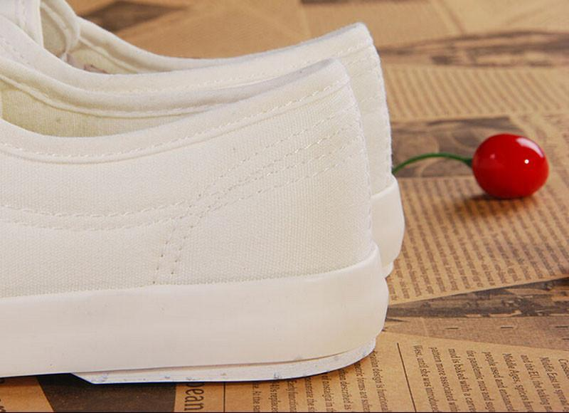 Spring New canvas Shoes Woman Fashion Lace Up White Shoes Woman Flats For Lady's Size 35-40 ac45-SHOES-SheSimplyShops