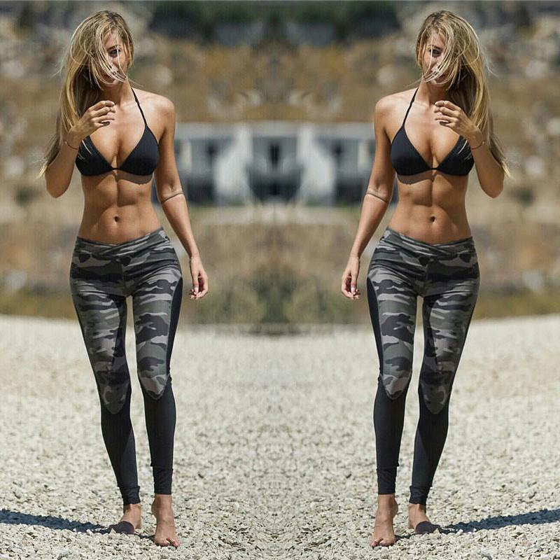 Sport Trousers for Women Leggings Sexy Yoga Pants Sport Camouflage Fitness Gym Workout Pants Running Sportswear Sport Leggings-ACTIVEWEAR-SheSimplyShops
