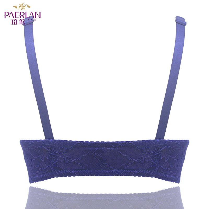 underwear bra Push Up sexy bra Front Closure thick cup summer lace comfortable Wire Free woman Adjusted-straps One-Piece-UNDERWEAR-SheSimplyShops