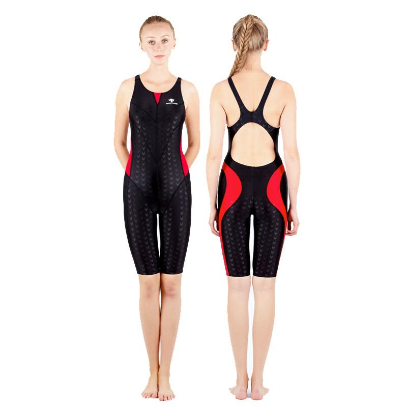 Arena Swimwear Women One Piece Swimsuit Competition Swimming Suit For Women Swimsuit Girls Swim Wear Racing Plus Size-SWIMWEAR-SheSimplyShops