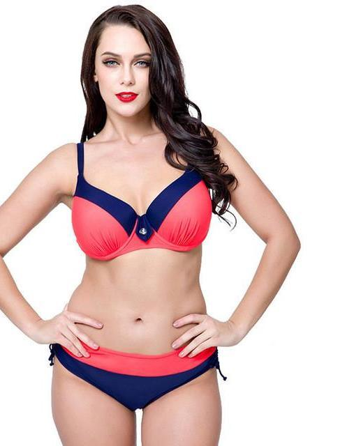 90adc69b940dc Women Swimwear Sexy Plus Size Swimsuit Bikini Set CDEF Cup Bathing Suit  Push Up Biquini Large