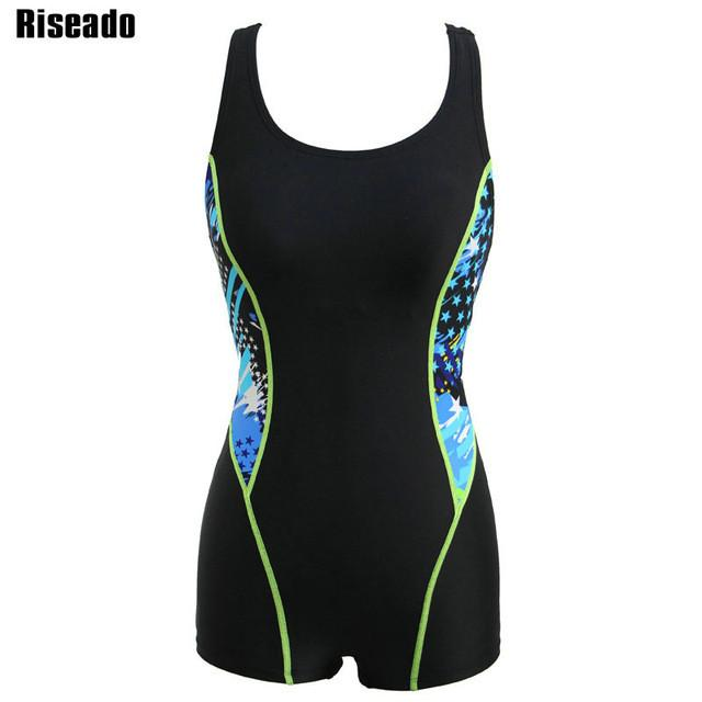 One Piece Swimsuit New Swimwear Women Sport Beachwear Backless Swimming Bathing Suits-ACTIVEWEAR-SheSimplyShops