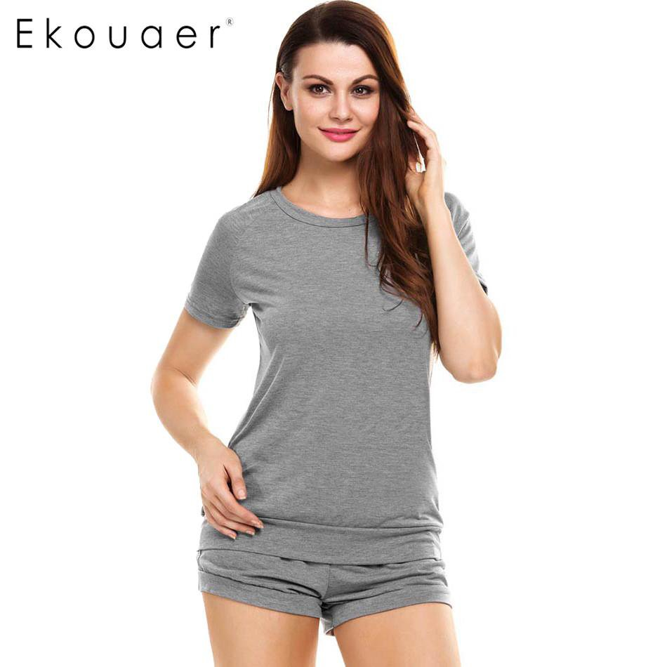 Sleepwear Indoor Clothing Female Pajama women Nightgown Home Clothing Nightdress Casual Night Gown-Dress-SheSimplyShops