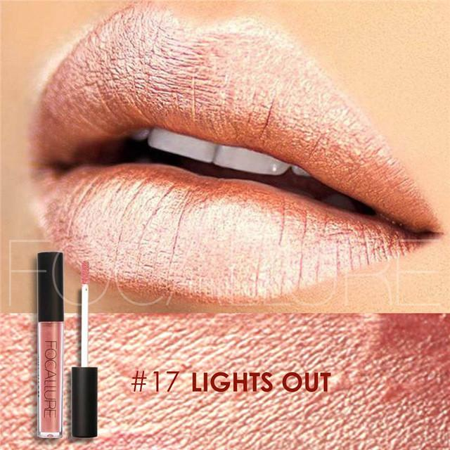 Waterproof Matte Liquid Moisturizer Smooth Lip Stick-Lip Stick-SheSimplyShops