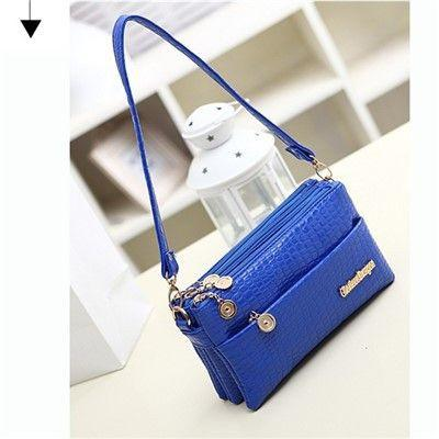 Bolsas Femininas Small Shoulder Bag Crocodile Pattern Designer Bag Women Messenger Bags for Women Handbag New Clutch JA150-BAGS-SheSimplyShops