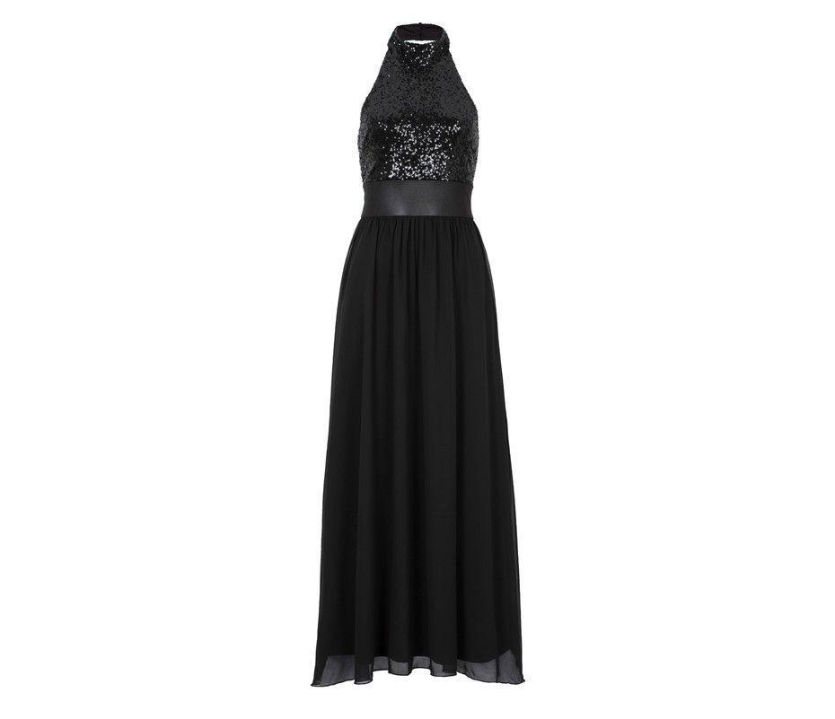 Backless Dress Women Black Party Sexy Evening Maxi Dresses Halter Elegant Summer Vintage Dress-Dress-SheSimplyShops