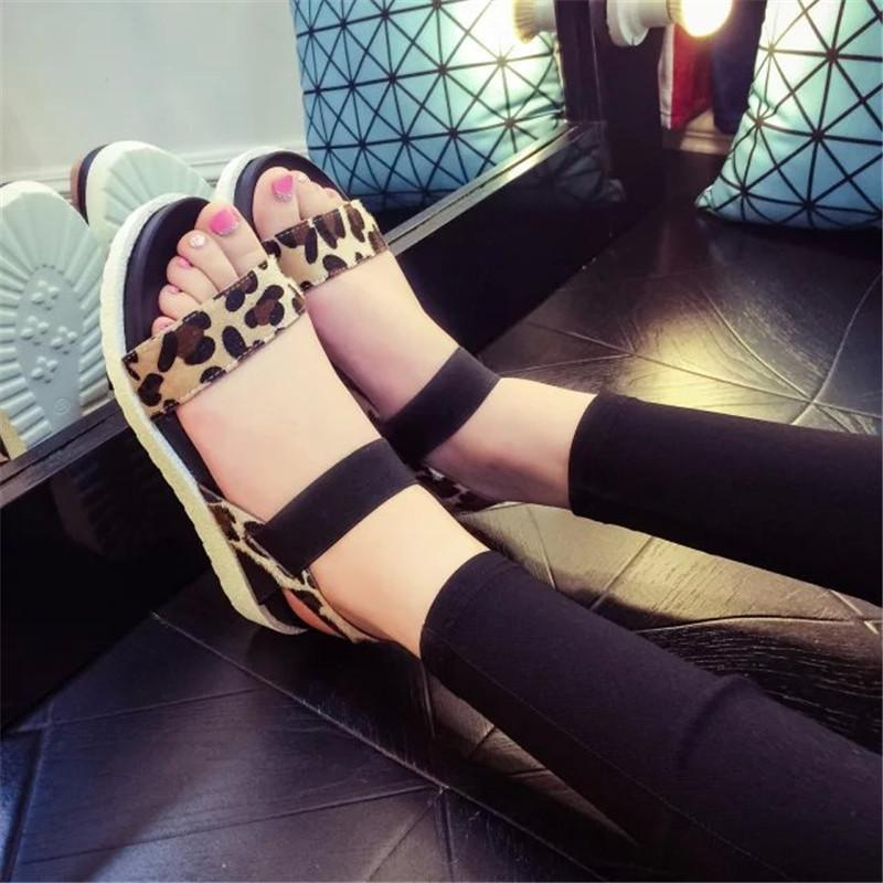 Hot Selling sandals women Summer shoes woman peep-toe flat Shoes Roman sandals Women sandals sandalias sandalias X278-Bottoms-SheSimplyShops