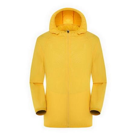 Protective Raindrop Lines Women Jacket Coat Spring Summer Ultra Light Windbreaker Girls Women Thin Basic Jackets-Coats & Jackets-SheSimplyShops