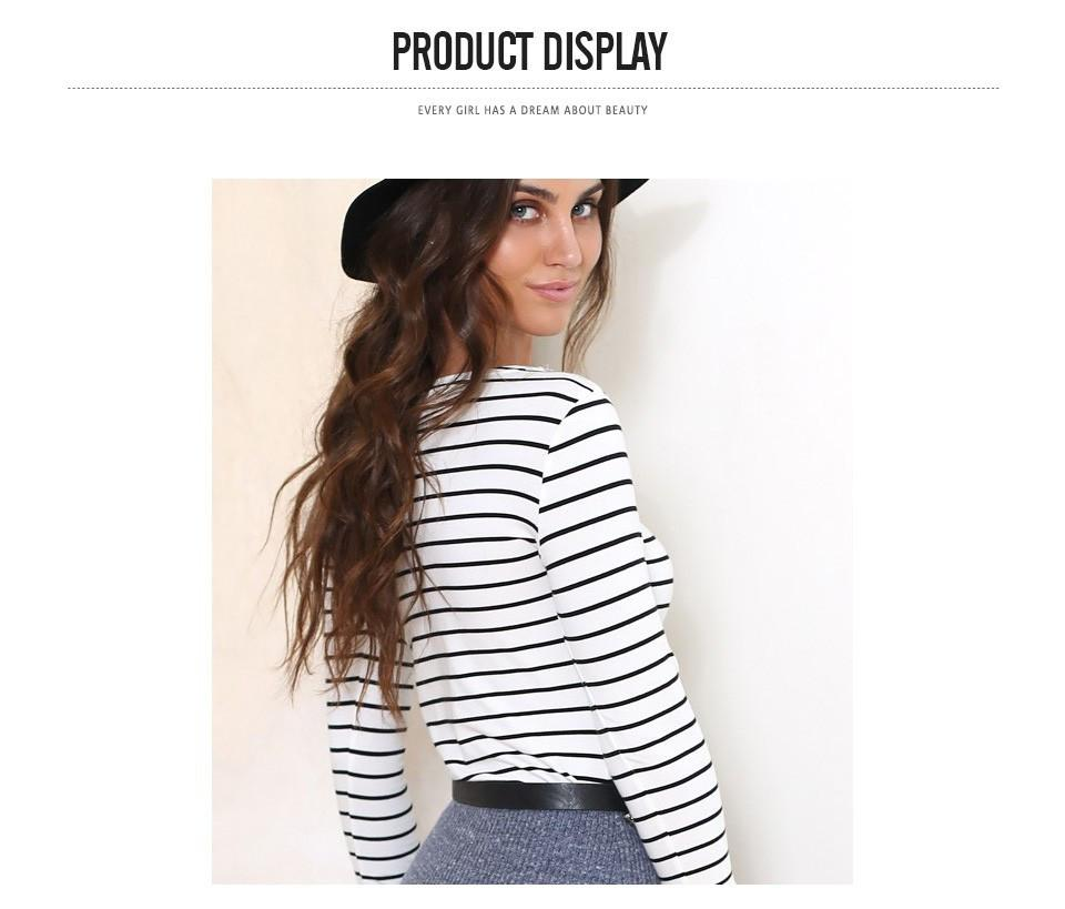 T shirt Women Lady Tops Long Sleeve Women T-shirt Female Tee Plus Size Casual Women Top Clothing-SHIRTS-SheSimplyShops