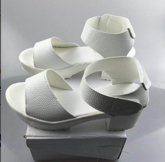 Elegant Open toe wedges Sandal-SHOES-SheSimplyShops
