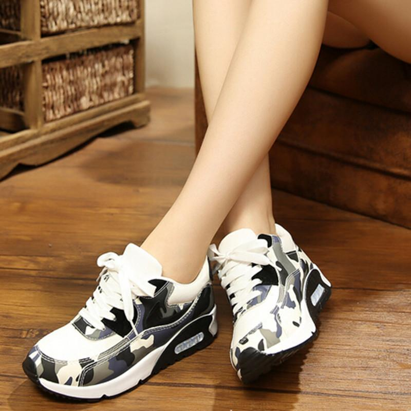 NEW Slimming Shoes Women Fashion Leather Casual Shoes Women Fitness Lady Swing Shoes Top Quality Breathable-Tops-SheSimplyShops