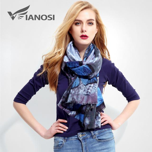 Newest Design Women Scarf Luxury Foulard Fashion Print Cotton Scarf Women Scarves-SCARVES-SheSimplyShops