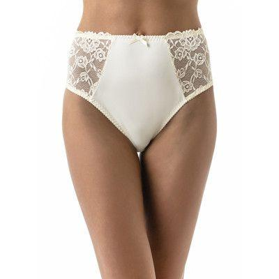 Briefs Fashion Lace Vanilla Underwear Cotton Gusset-PANTS-SheSimplyShops