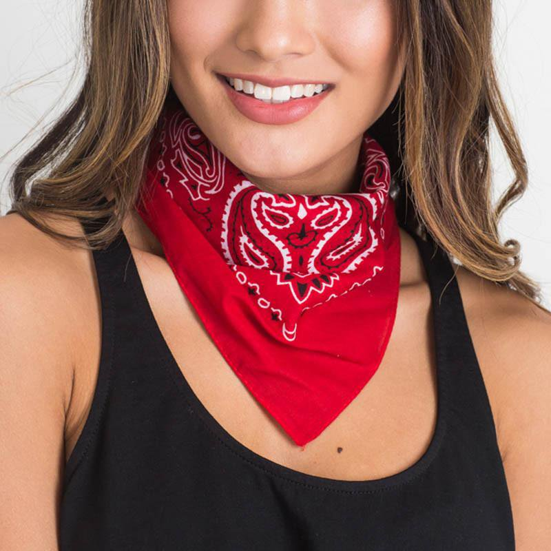 Hair Accessories Linen Bandana Scarf-SCARVES-SheSimplyShops