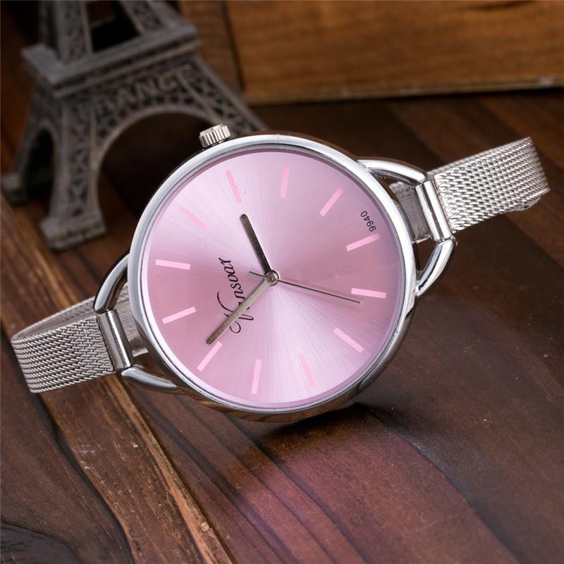 New Fashion Silver Watches for Women Dress Watches Quartz Watch Stainless Steel Watches Relogio Feminino Gift Clock 746-Dress-SheSimplyShops