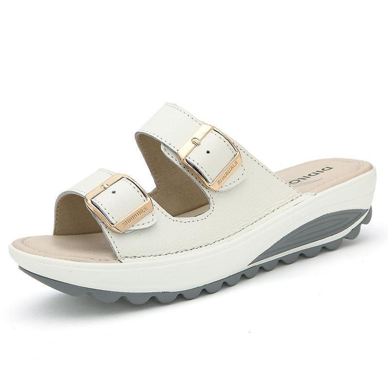 Summer Women Sandals Slippers Slope With Increased Casual And Comfortable Sandals-SLIPS-SheSimplyShops