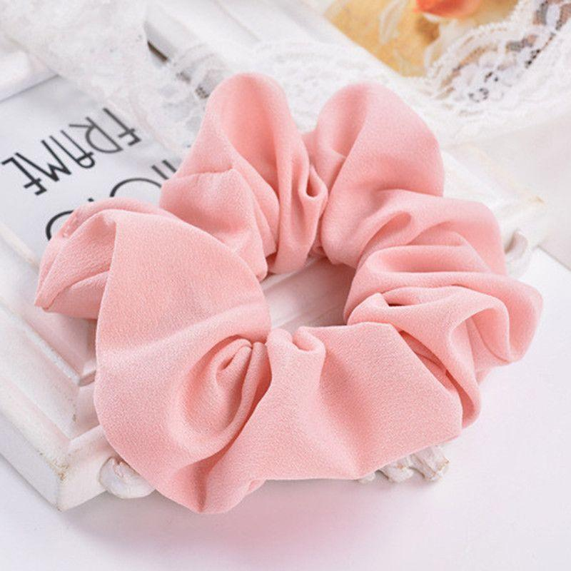 5pcs lot 7 Colors Accesories Pelo Women Hair Tie Scrunchie Ponytail Hair Holder Rope Fashion Hair Accessories-ACCESSORIES-SheSimplyShops